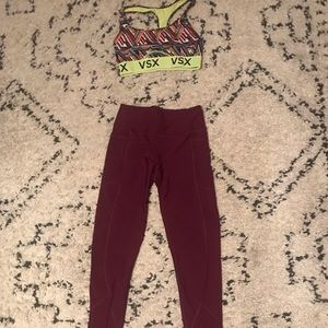 Victoria's Secret Sport outfit Sz Small
